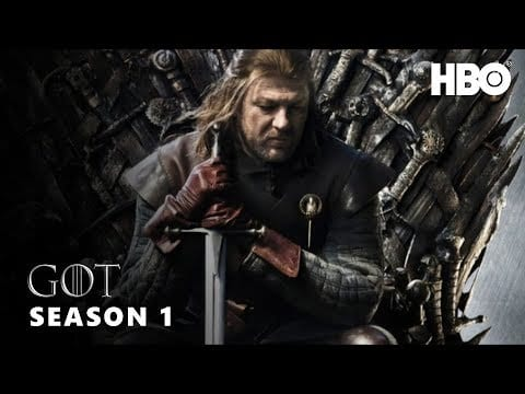 GAME OF THRONES -- HBO Max