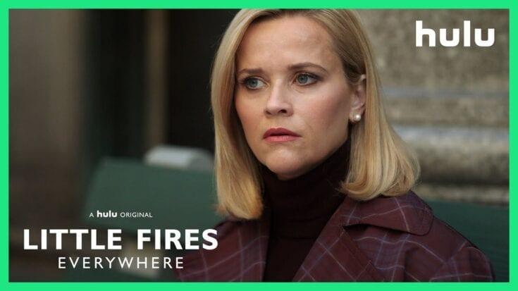 LITTLE FIRES EVERYWHERE -- Hulu