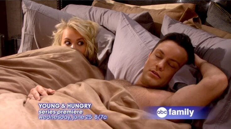 YOUNG & HUNGRY -- Netflix