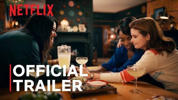 SWEET MAGNOLIAS -- Netflix