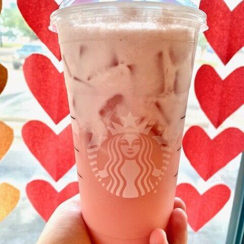 Starbucks Summer Dream Drink