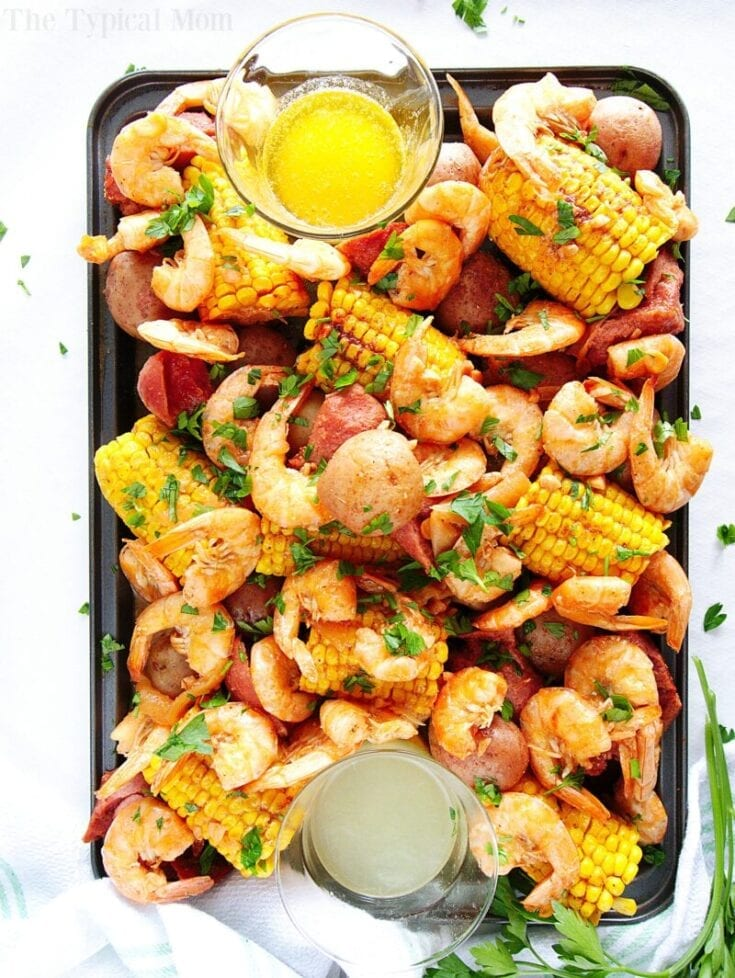 This Instant Pot Shrimp Boil is the Bomb!