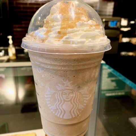 Starbucks Honey Nut Cheerios Frappuccino
