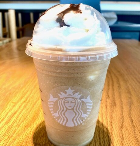 Starbucks Almond Joy Frappuccino