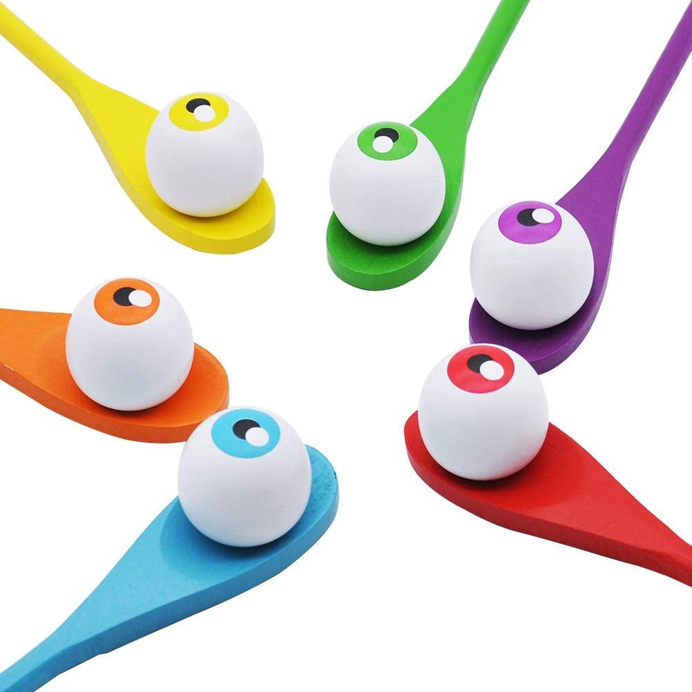 Spoon And Eyeball Game