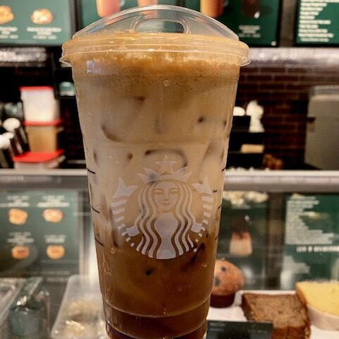 Starbucks Pumpkin Cream Doubleshot