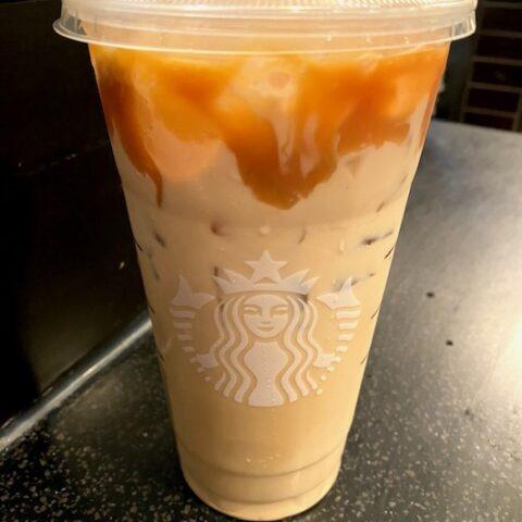 Starbucks Fall Breeze Drink