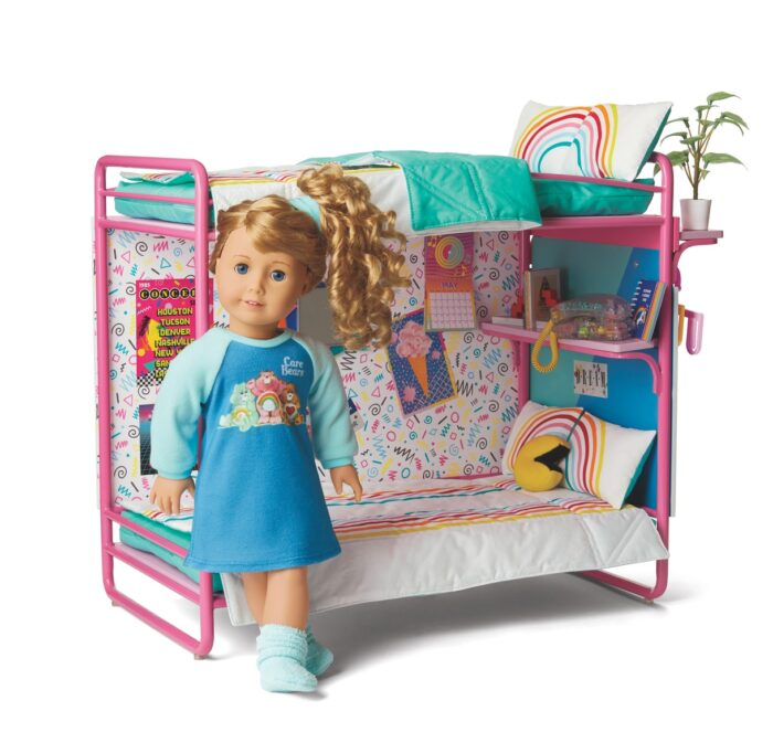 The Newest American Girl Doll Is From The '80s And The