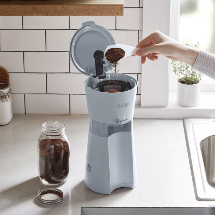 Mr. Coffee Is Selling An Iced Coffee Maker Complete With A ...
