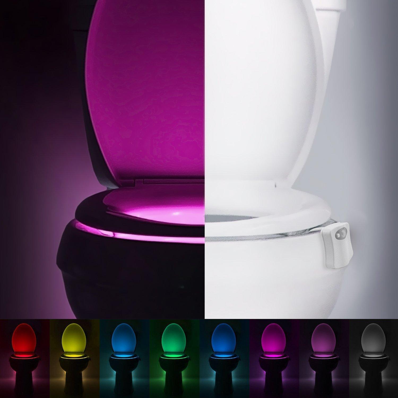 16 Color Toilet Light