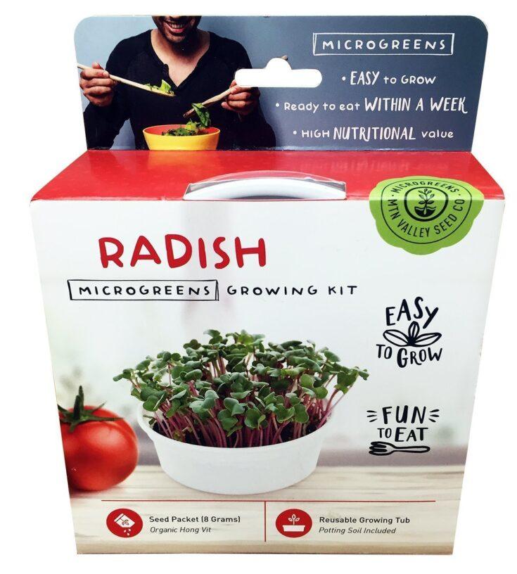 Micro Greens Growing Kit