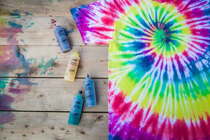 One Step Tie-Dye Kit