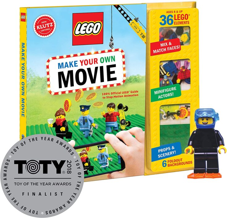 Lego Make Your Own Movie Activity Kit
