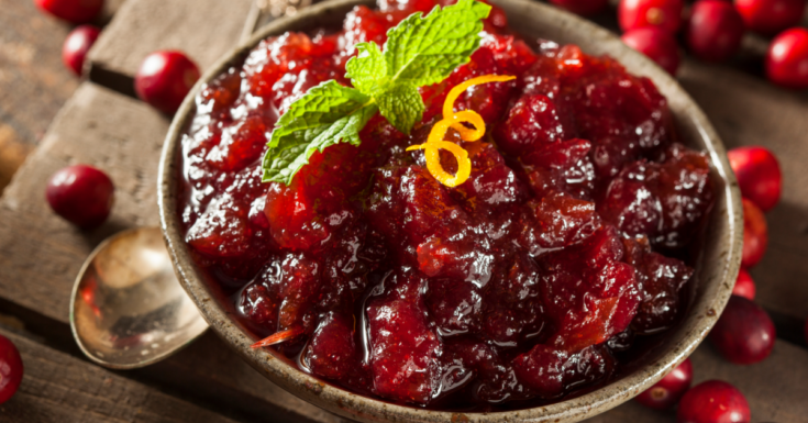 Homemade Cranberry Sauce That You Will Actually Love