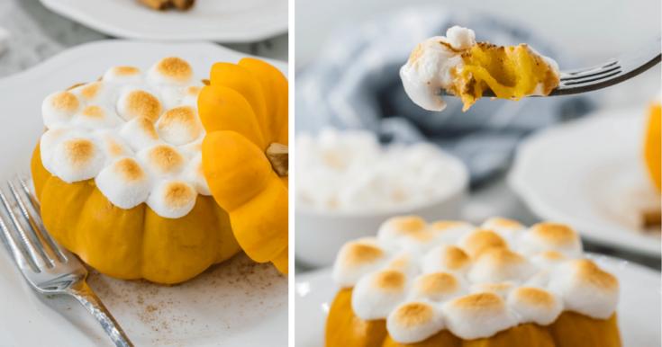 Mini Pumpkins In Your Instant Pot