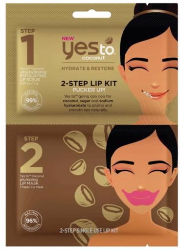 2-Step Single Use Lip Kit