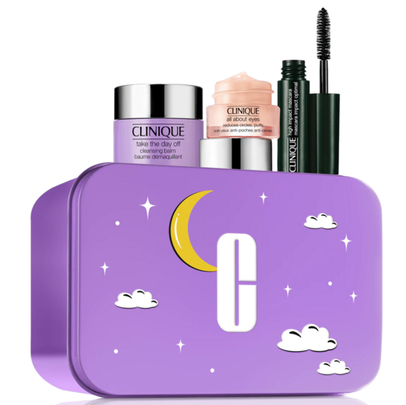 Turn It Up, Take It Off Clinique Gift Set