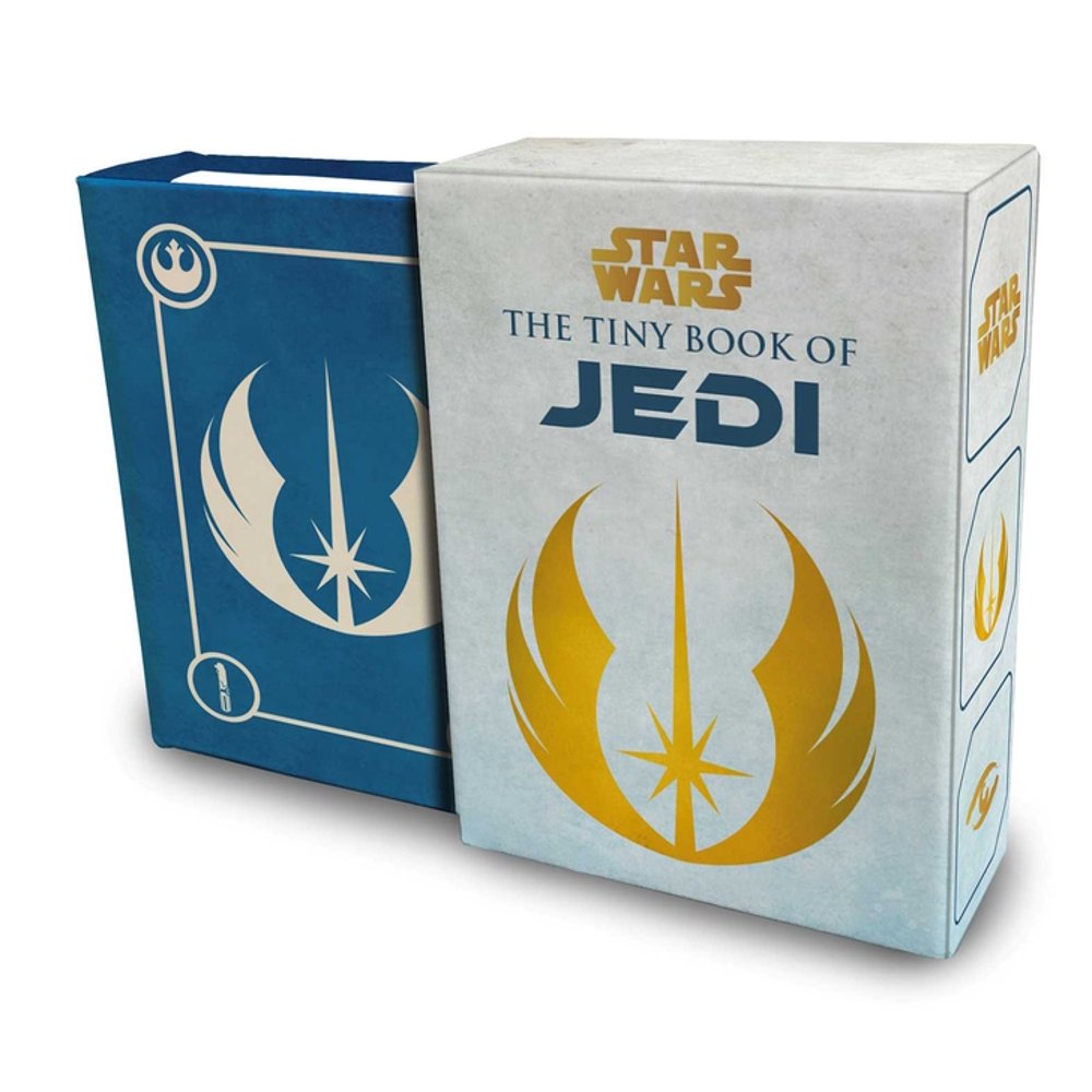 Tiny Book Of Jedi