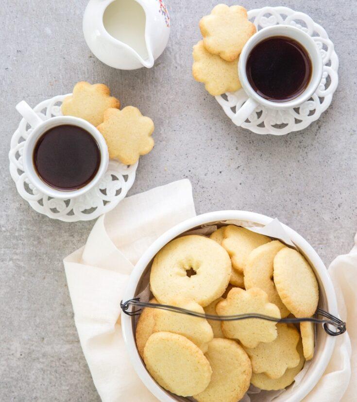 Italian Butter Cookies