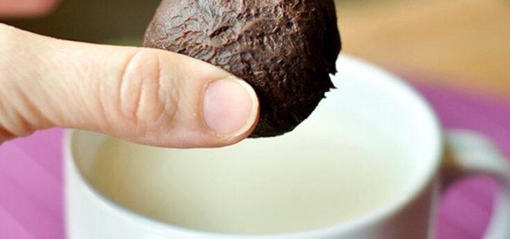 'Hot Chocolate' Balls