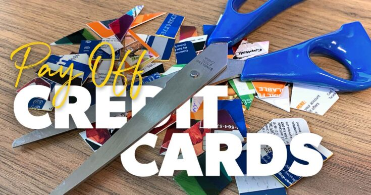 Pay Off A Credit Card (or some other debt)
