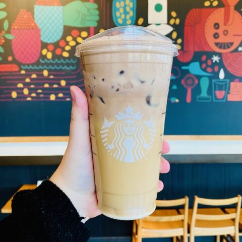Cookies And Cream Cold Brew