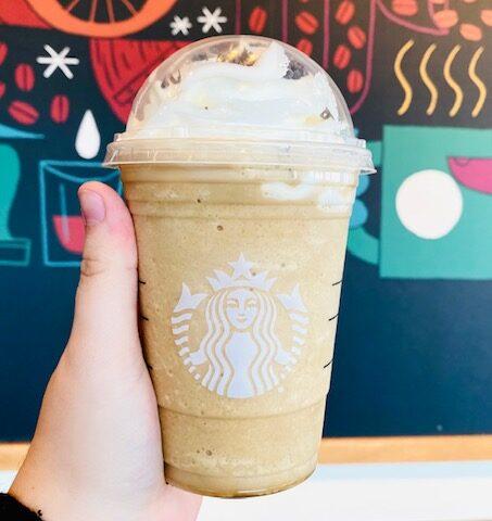 Irish Cream Frappuccino