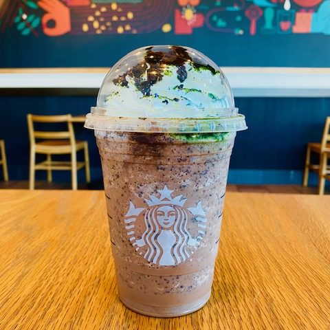 Thin Mints Frappuccino