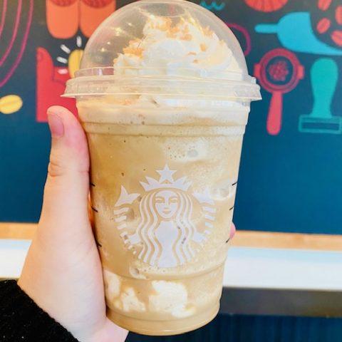 Shortbread Frappuccino
