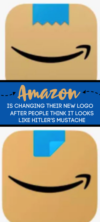 Amazon Is Changing Their App Logo After People Complained ...