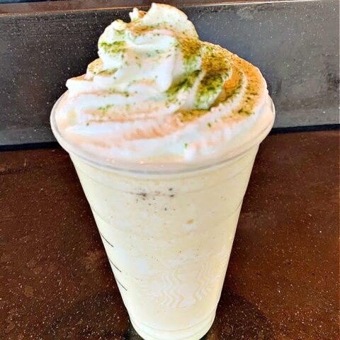 Bunny Juice Frappuccino