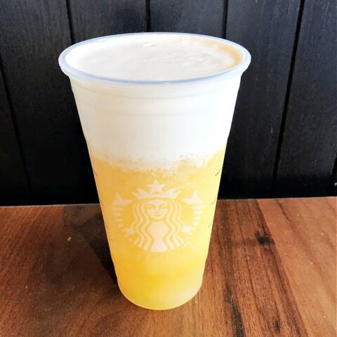 Orange Lemon Smoothie