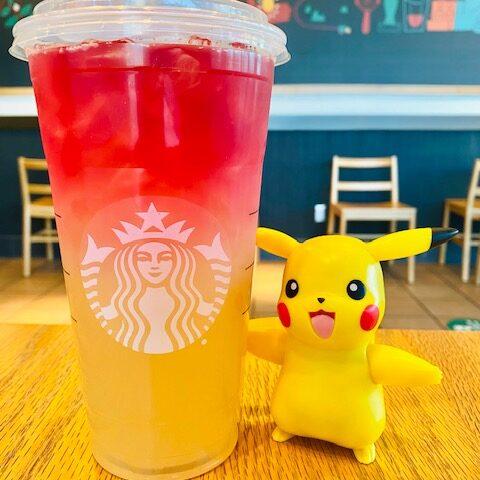 Pikachu Drink