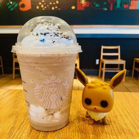 Eevee Frappuccino