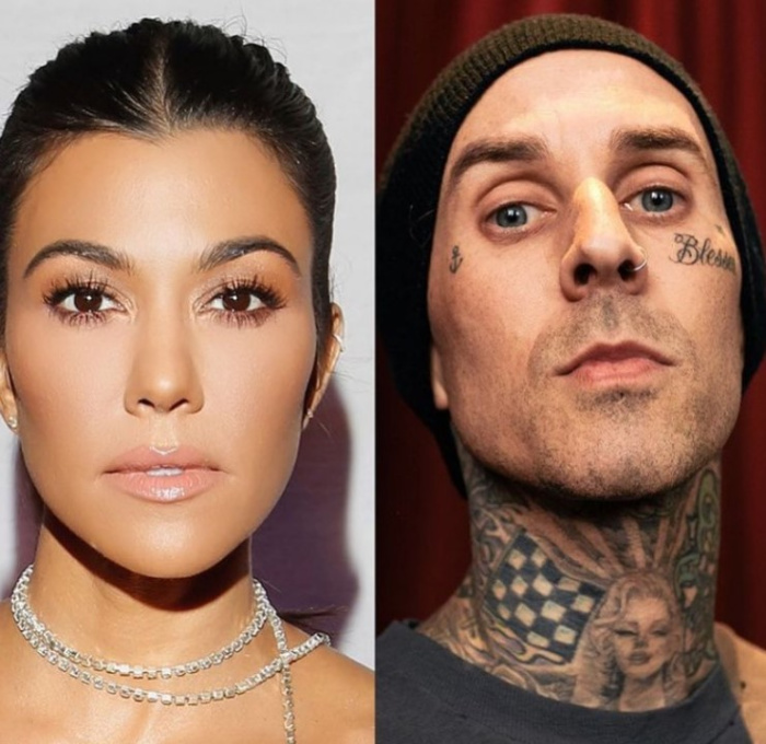 Travis Barker And Kourtney Kardashian Shared Some Serious ...