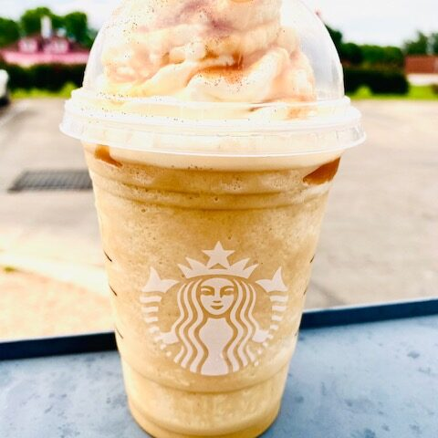 Apple Fritter Frappuccino