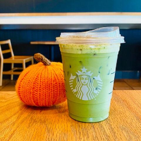 Pumpkin Patch Latte