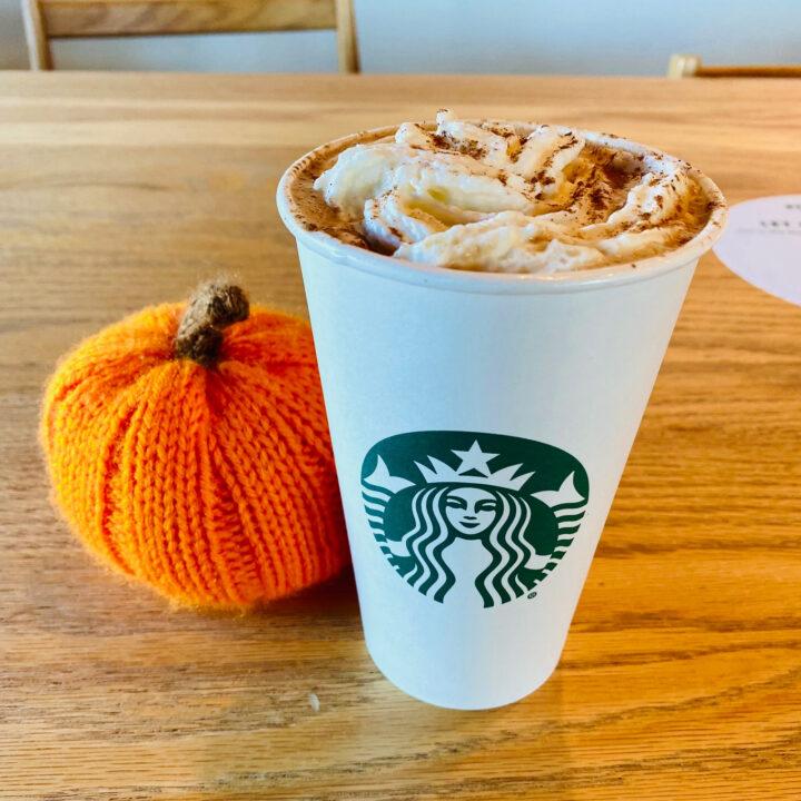 Starbucks Pumpkin Spice Hot Chocolate